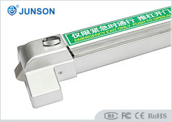 Steel with Varnishing Exit Control Lock / Panic Bar Lock with Alarm System