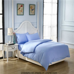 Super Comfortable Solid Color Cotton King Size Bed Sheet