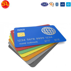 Digital Printing Sle4428 Contact Satff Student ID Card
