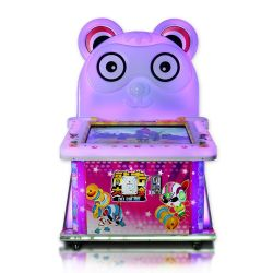 Panda Screen Hammer Game Machine Redemption Coin Operated Indoor Amusement Games Hit Arcade Game