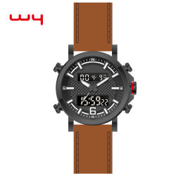 Factory Customized Digital Display Quartz Clock Wrist Sports Watches (cm0026)