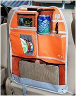 Grade a Car Organizer Back Seat Organizer Bag Trunk Box