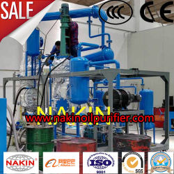 High Efficient Waste Oil Recycling Plant, Oil Regeneration Recovery System