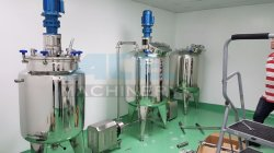 Sanitary Stainless Steel Detergent Liquid Mixing Tank (ACE-JBG-A3)