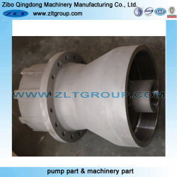 """Submersible Water Pump Diffuser Cast Iron with 4""""-22"""""""