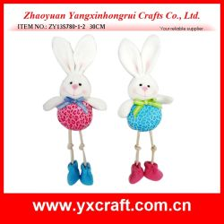 Wholesale easter gift china wholesale easter gift manufacturers easter decoration zy13s780 1 2 30cm easter rabbit design wholesale easter gift negle Gallery