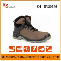 Western Cowboy Safety Boots RS168