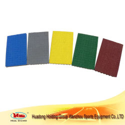 Athletics Synthetic Track Material for Sports Flooring