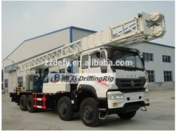 Dfc-400b 400m Truck Mounted Drilling Machine for Groundwater