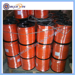 PVC Welding Cable 70mm2 Rubber Electric Welding Cable Specifications Copper Ground Aluminium CCA Super Flexible Welding Cable H01n2-E H01n2-D