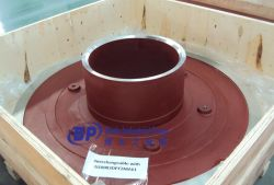 Mc Series Slurry Pump Parts Throat Bush