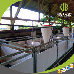 Wholesale Weaning Stall Nursery Pen Pig Farming Equipment Factory for Sale