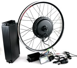 Agile High Power 48V 1000W Electric Bike Hub Motor Kit with Battery