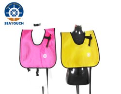 Qian Safety Professional Adult Inflatable Life Vest Swimming Snorkeling Skiing Water Sport Life Jacket High Quality