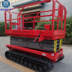 China Rough Terrain Scissor Lifts, Rough Terrain Scissor