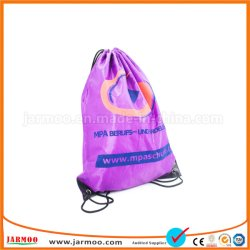 School Sport Gym Backpack Drawstring Bag