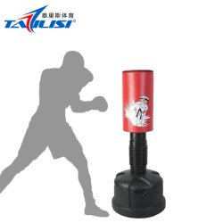 Sport Goods Adjustable Punching Bag with Base for Body Building