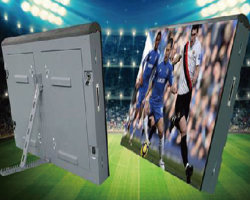 Energy Saving LED Display Outdoor Sports Perimeter LED Screen