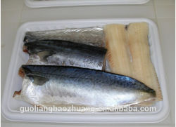 Special Fresh Fish Plastic Trays with Absorb Pad