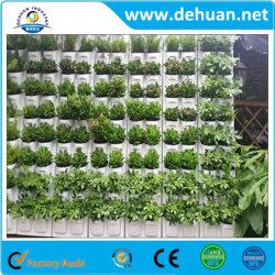 Plastic PP Wall Hanging Flower Pot for Garden