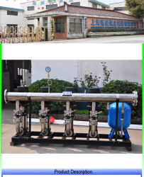 Lglb Vertical Variable Frequency Automatic Constant Pressure Variable Flow Water Supply Equipment