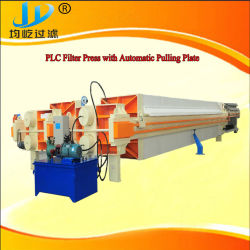 Automatic Chamber Filter Press for Slurry