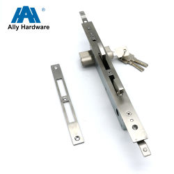Stainless Steel Mortise Door Lock with Transmission