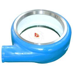 Horizontal Minig Slurry Pump Spare Parts