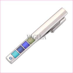 de1643dcabe1 VAGULA New Arrival De Corbata Silver Tie Bar Quality Tie Pin Wholesale Tie  Clip 69