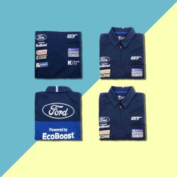 Custom Events Clothes Racing Apparel Sublimation Sports Polo Shirts Manufacture