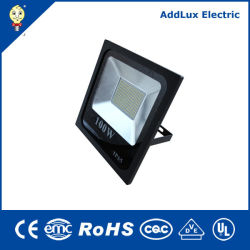 Distributor Factory Exports Saso UL CB Water Proof 10W - 100W IP66 Industrial LED Flood Light Made in China for Outdoor, Street, Garden, Park, Exterior Lighting