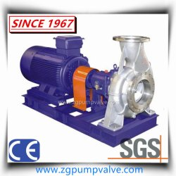 Light Duty Open Impeller Chemical Slurry Pump