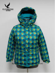 Kids Hoody Jacket Sports Coat Outerwear Windbreaker Ski Clothing