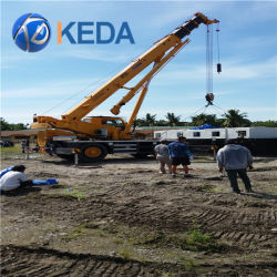 Keda Newly Type Big Discount Sand Suction Dredge Pump for Sale