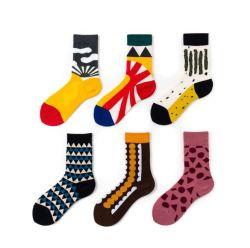 81a170480f1 Custom Socks Unisex Cotton Socks with Fashion Design Happy Socks Mens Socks  Sport Socks