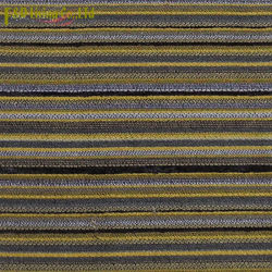 Jacqurd Yarn Dyed Woven Stripe Upholstery Fabric