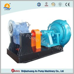 G Type River Gravel Sand Suction Dredge Pump