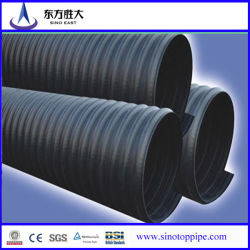 China Made High Quality Rubber Lined Dn600 Slurry Mine PE Pipe
