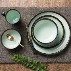 European Double-Sided Crystal Glaze Dinnerware-Dinner Set & China Dinnerware Sets European Dinnerware Sets European ...