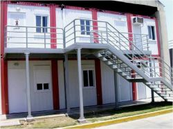 Office Container/ Two Story Office/Prefab Office/Mobile House (shs-mh-office050)