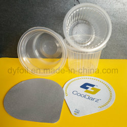 Wholesale Disposable Plastic PP Yogurt Cup with Lid