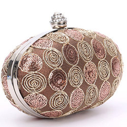 Fashion Wholesale Evening Bag with Bling Sequin Design Handbags Eb673