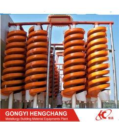 Mineral Recovery Machine Copper Slurry Spiral Chute Classifier