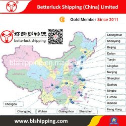 From China to Russia Yaroslavl Container Sea Freight Land Transportation