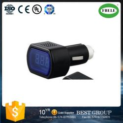 LED Car Battery Monitor Test Digital Voltmeter Head Voltage Detector Car Instrument