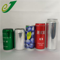 250ml 330ml 500ml Aluminum Beverage & Beer Cans with Lids