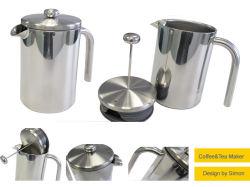 Stainless Steel Vacuum Coffee Thermal Mug Sdp-1200A-3