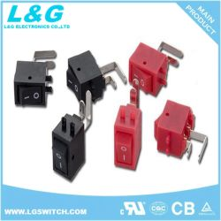 STB Power Box I/O 2 Position Mini Push Button Rocker Micro Switch 6A250VAC