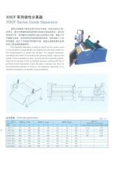 Magnetic Separator Coolant Cleaner for Slurry, Grinding Machine