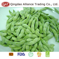 IQF Frozen Soybeans with Top Quality